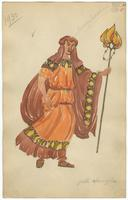 Mistick Krewe of Comus 1930 costume 101