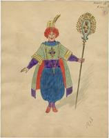 Mistick Krewe of Comus 1928 costume 102