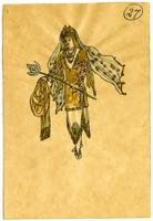 Mistick Krewe of Comus 1914 costume 27