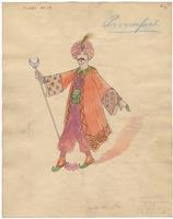 Mistick Krewe of Comus 1927 costume 74
