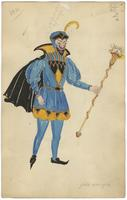 Mistick Krewe of Comus 1930 costume 60