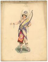 Krewe of Proteus 1892 costume 36