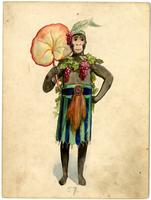 Krewe of Proteus 1907 costume 57