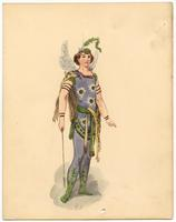 Krewe of Proteus 1892 costume 48