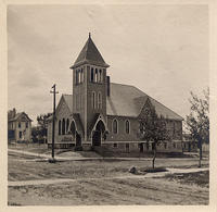 Congregational Church, Chamberlain, South Dakota