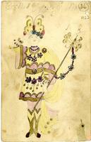 Mistick Krewe of Comus 1924 costume 36