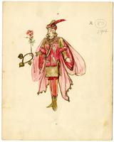 Mistick Krewe of Comus 1914 costume 80