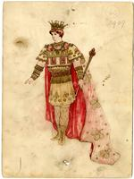 Mistick Krewe of Comus 1909 costume 60