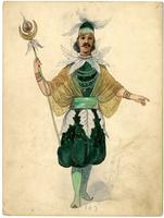 Krewe of Proteus 1907 costume 107