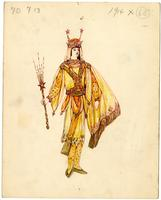 Mistick Krewe of Comus 1914 costume 65