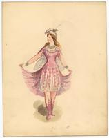 Krewe of Proteus 1892 costume 96