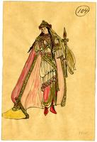 Mistick Krewe of Comus 1910 costume 104 a
