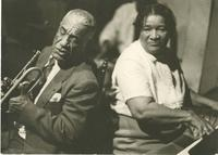 Billie and Dede Pierce Band