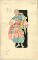 Mistick Krewe of Comus 1926 costume 113