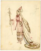 Mistick Krewe of Comus 1914 costume 78