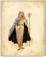 Mistick Krewe of Comus 1894 costume 83