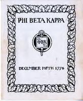 Tulane University Phi Beta Kappa Program