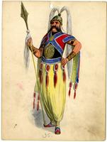 Krewe of Proteus 1907 costume 35
