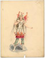 Krewe of Proteus 1892 costume 39