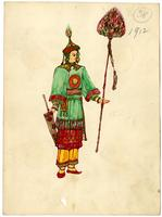 Mistick Krewe of Comus 1912 costume 38