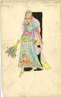 Mistick Krewe of Comus 1926 costume 101
