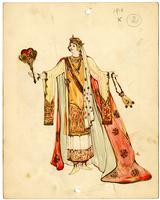 Mistick Krewe of Comus 1914 costume 21