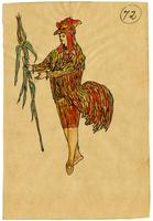 Mistick Krewe of Comus 1914 costume 72