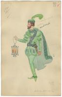 Mistick Krewe of Comus 1930 costume 93