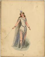 Krewe of Proteus 1892 costume 56
