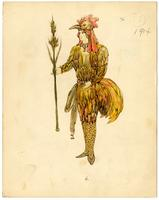 Mistick Krewe of Comus 1914 costume 73