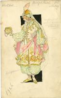 Mistick Krewe of Comus 1926 costume 115