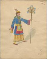 Mistick Krewe of Comus 1928 costume 30