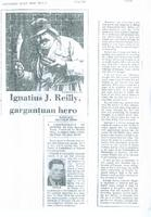 Article: Ignatius J. Reilly, gargantuan hero