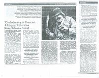 Article: Confederacy of Dunces: A Happy, Hilarious New Orleans Novel