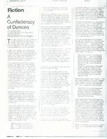 Article: Fiction-A Confederacy of Dunces
