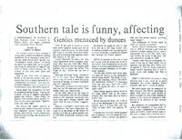 Article: Southern tale is funny, affecting