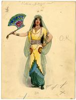 Krewe of Proteus 1905 costume 34