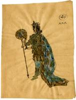 Mistick Krewe of Comus 1910 costume 20