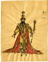 Mistick Krewe of Comus 1910 costume 22