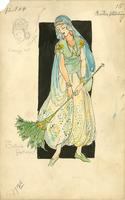 Mistick Krewe of Comus 1926 costume 15