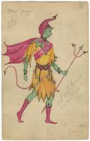 Mistick Krewe of Comus 1930 costume 03