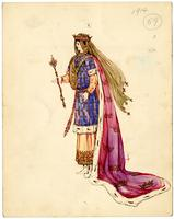 Mistick Krewe of Comus 1914 costume 59