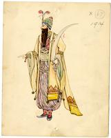 Mistick Krewe of Comus 1914 costume 67
