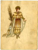 Mistick Krewe of Comus 1909 costume 22