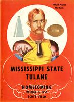 Mississippi State Football Program; Tulane vs. Mississippi State