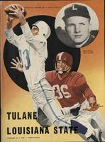 Louisiana State University Football Program; Tulane vs. L.S.U.