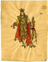 Mistick Krewe of Comus 1910 costume 57
