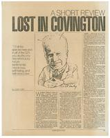 Article:  A Short Review-Lost in Covington