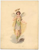 Krewe of Proteus 1892 costume 98