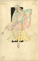 Mistick Krewe of Comus 1926 costume 03